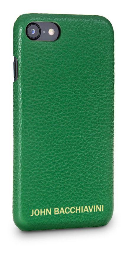 Jadeite Green Leather iPhone 7/8 Case