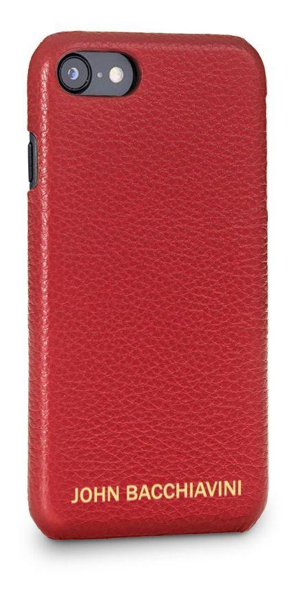 Rafflesia Red Leather iPhone 7/8 Case