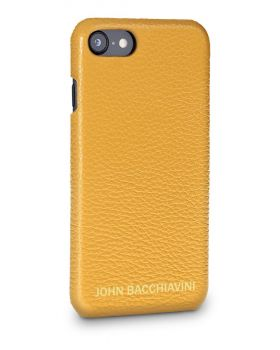Marigold Yellow Leather iPhone 7/8 Case